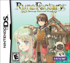 Rune Factory A Fantasy Harvest Moon Nintendo DS Prices