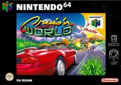 Cruis'n World PAL Nintendo 64 Prices