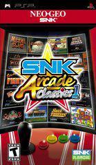 SNK Arcade Classics Volume 1 PSP Prices