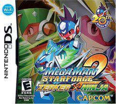 Mega Man Star Force 2 Zerker X Ninja Nintendo DS Prices