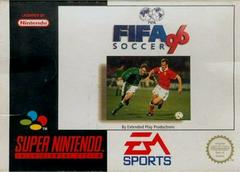 FIFA Soccer 96 PAL Super Nintendo Prices