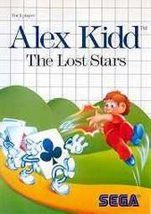 Alex Kidd the Lost Star PAL Sega Master System Prices