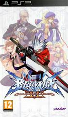 BlazBlue: Continuum Shift II PAL PSP Prices