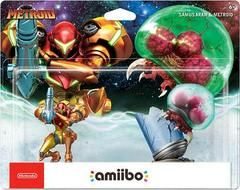 Metroid 2 Pack Amiibo Prices