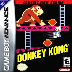 Donkey Kong Classic NES Series GameBoy Advance Prices