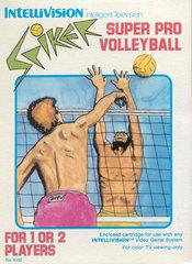 Spiker! Super Pro Volleyball Intellivision Prices