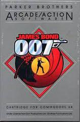 James Bond 007 - Front | 007 James Bond Commodore 64
