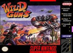 Wild Guns Super Nintendo Prices