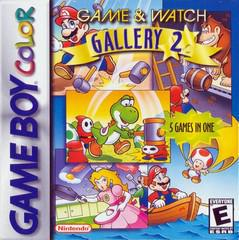 Game and Watch Gallery 2 GameBoy Color Prices