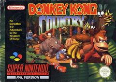 Donkey Kong Country PAL Super Nintendo Prices