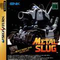 Metal Slug | Sega Saturn