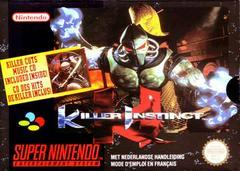 Killer Instinct PAL Super Nintendo Prices