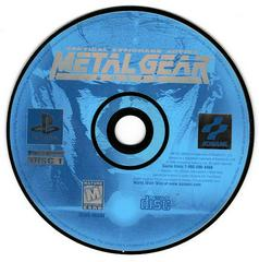 Game Disc 1 | Metal Gear Solid Playstation
