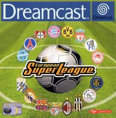 European Super League PAL Sega Dreamcast Prices