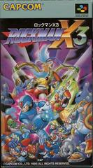 Rockman X3 Super Famicom Prices