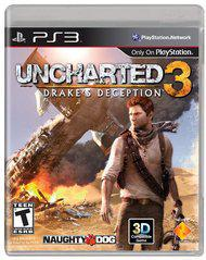 Uncharted 3: Drake's Deception Playstation 3 Prices