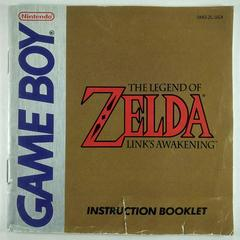 Manual | Zelda Link's Awakening GameBoy