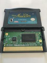 Circuit Board | Aladdin GameBoy Advance