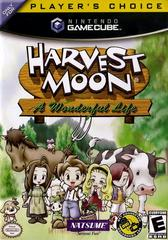 Case - Front (Players Choice) | Harvest Moon A Wonderful Life Gamecube