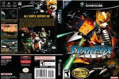 Artwork - Back, Front (Best Seller)   Star Fox Assault Gamecube