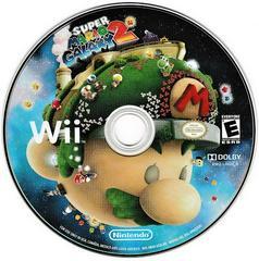 Game Disc | Super Mario Galaxy 2 Wii