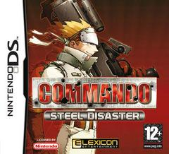 Commando: Steel Disaster PAL Nintendo DS Prices
