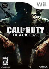 Call of Duty Black Ops Wii Prices
