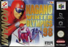 Nagano Winter Olympics '98 PAL Nintendo 64 Prices