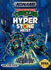 Teenage Mutant Ninja Turtles Hyperstone Heist Sega Genesis Prices