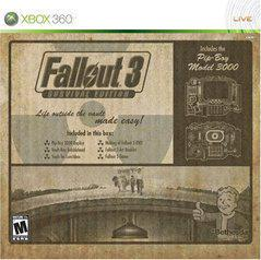 Fallout 3 Survival Edition Xbox 360 Prices