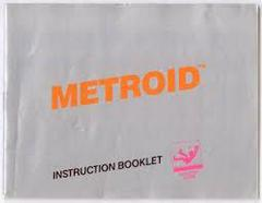 Metroid - Instructions | Metroid NES