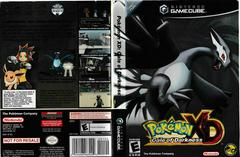 Artwork - Back, Front (Not For Resale) | Pokemon XD: Gale of Darkness Gamecube