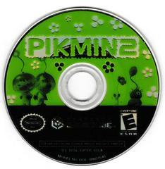 Game Disc | Pikmin 2 Gamecube