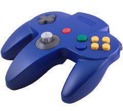 Blue Controller Nintendo 64 Prices