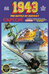 1943 - Front | 1943: The Battle of Midway NES
