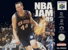 NBA Jam 99 PAL Nintendo 64 Prices