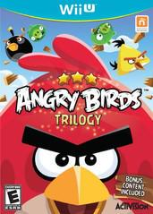 Angry Birds Trilogy Wii U Prices