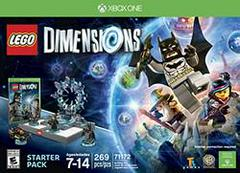LEGO Dimensions Starter Pack Xbox One Prices