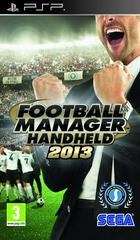 Football Manager Handheld 2013 PAL PSP Prices