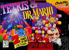 Tetris and Dr. Mario Super Nintendo Prices