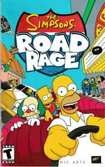 Manual - Front | The Simpsons Road Rage Playstation 2