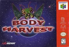 Body Harvest Nintendo 64 Prices