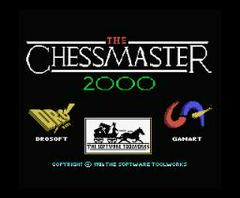 Chess Master 2000 PAL MSX Prices