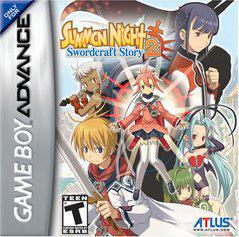 Summon Night Swordcraft Story 2 GameBoy Advance Prices