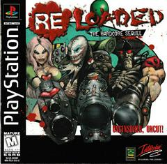 Manual - Front | Re-Loaded Playstation
