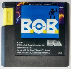 Cartridge | B.O.B. Sega Genesis
