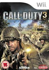 Call of Duty 3 PAL Wii Prices
