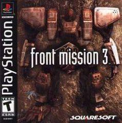 Front Mission 3 Playstation Prices