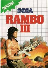 Rambo III PAL Sega Master System Prices