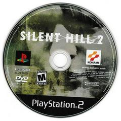 Game Disc | Silent Hill 2 Playstation 2